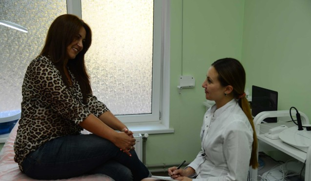 Консультація косметолога