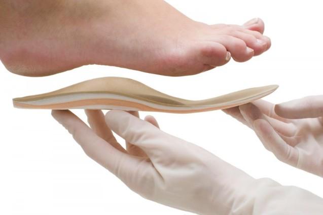Виготовлення індивідуальних ортопедичних устілок