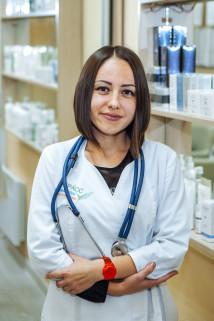 Хакімова Марія Василівна